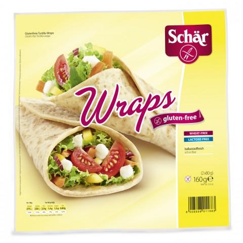 Schär Wraps glutenfrei 160 g