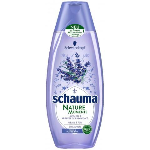 Schauma Nature Moments Lavendel & Kräuter der Provence Shampoo