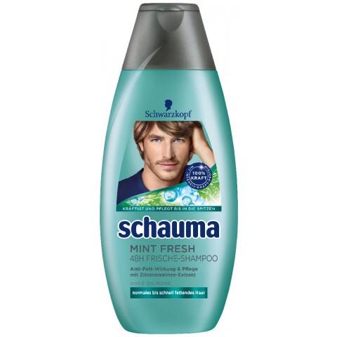 Schauma Mint Fresh 48H-Frische-Shampoo