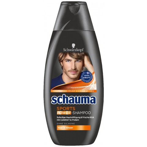 Schauma Shampoo Sports Power Haar & Körper