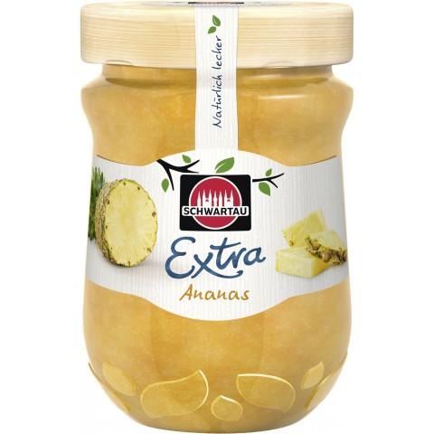 Schwartau Extra Konfitüre Ananas 340 g