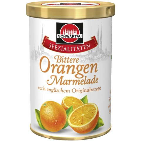 Schwartau Spezialitäten Bittere Orangen Marmelade 350 g