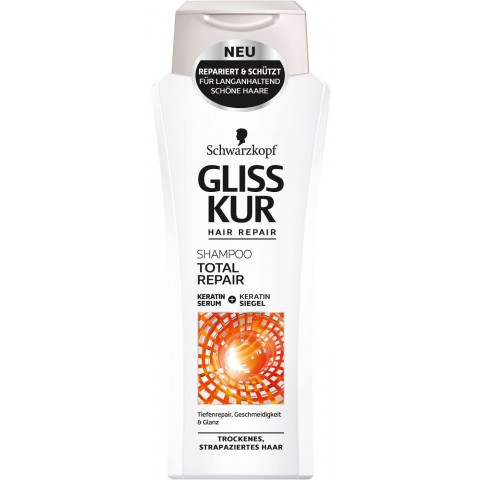 Schwarzkopf Gliss Kur Total Repair Shampoo 250 ml