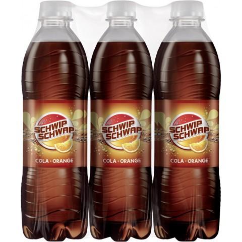 Pepsi Schwip Schwap PET 6x 500ml