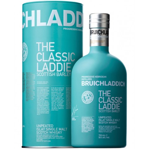 Bruichladdich The Classic Laddie Unpeated Whisky 0,7 ltr