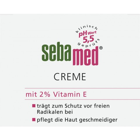 Sebamed Creme 75 ml