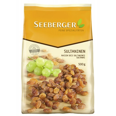 Seeberger Sultaninen extra 500 g