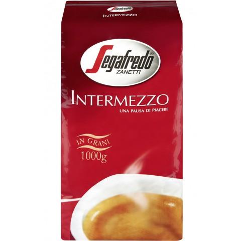 Segafredo Zanetti Intermezzo ganze Bohnen 1 kg