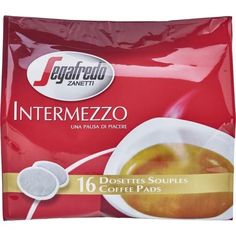 Segafredo Intermezzo Kaffeepads 16x 7 g