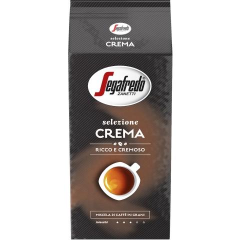 Segafredo Zanetti Selezione Crema Kaffee ganze Bohnen