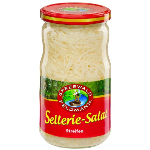 Spreewald Sellerie-Salat 320 g