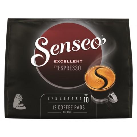 Senseo Kaffeepads Espresso Intenso