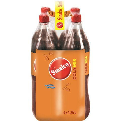 Sinalco Cola Mix 4x 1,25 ltr PET