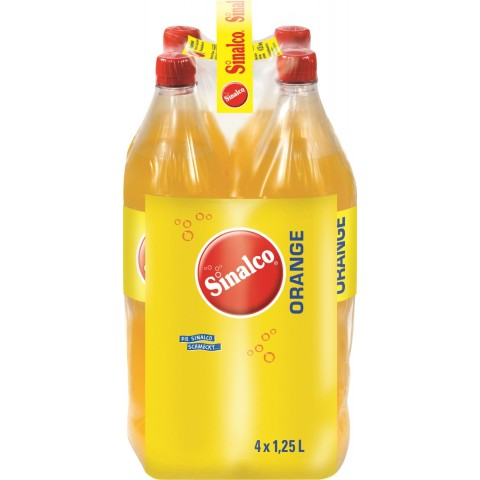 Sinalco Orange 4x 1,25 ltr PET