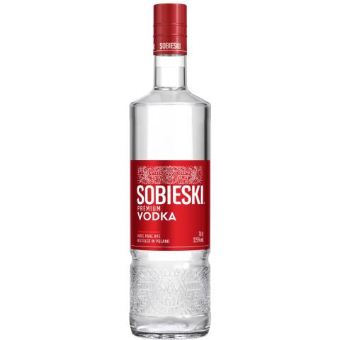 Sobieski Premium Vodka 0,7L