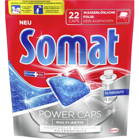 Somat Power Caps Multi-Aktiv 22 Tabs