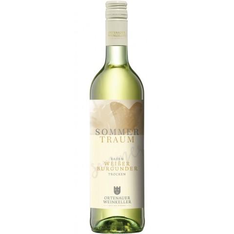 Ortenauer Weinkeller Sommertraum Weißer Burgunder trocken 2018 0,75 ltr