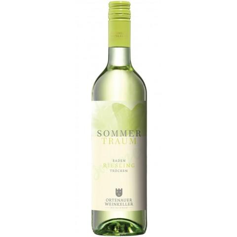 Ortenauer Weinkeller Sommertraum Riesling Weißwein trocken 2017