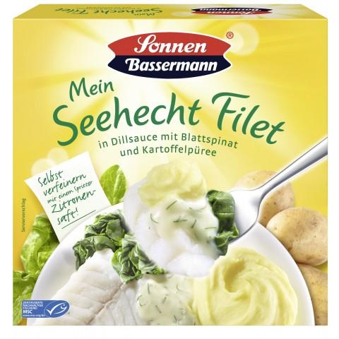 Sonnen Bassermann Seehecht Filet