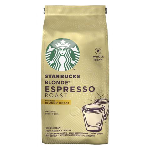 Starbucks Blonde Espresso Roast Ganze Bohne 200 g