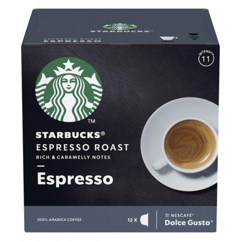 Starbucks Espresso Roast Kaffeekapseln 12x 5,5 g