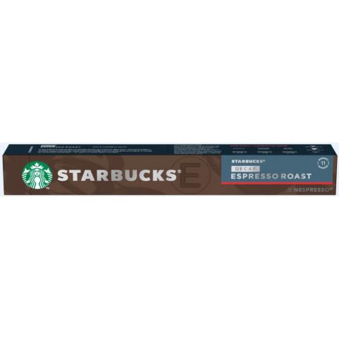 Starbucks Decaf Espresso Roast Kaffeekapseln 10x 5,7 g
