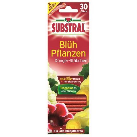 Substral Dünger-Stäbchen für alle Blühpflanzen 30 Stück