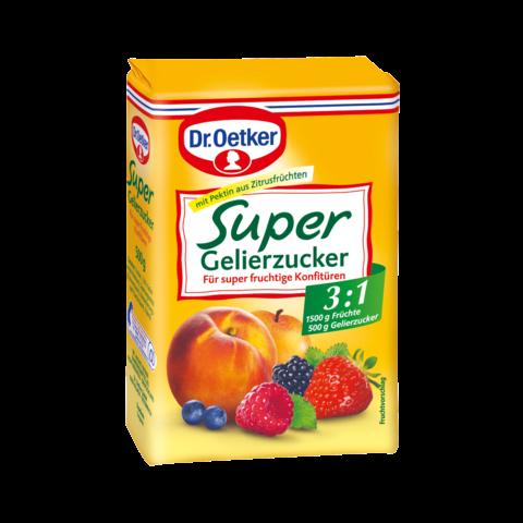 Dr.Oetker Super Gelierzucker 3:1