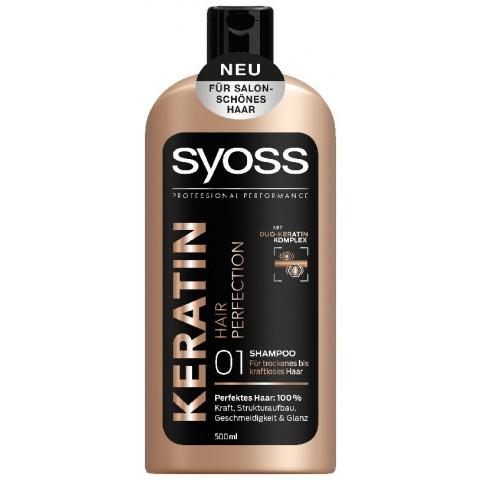 Syoss Shampoo Keratin Hair Perfection