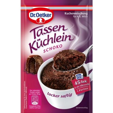 Edeka24 Dr Oetker Tassenkuchlein Schoko Kaufen