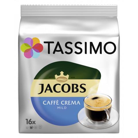 Tassimo Jacobs Caffè Crema mild 16ST 89,6G