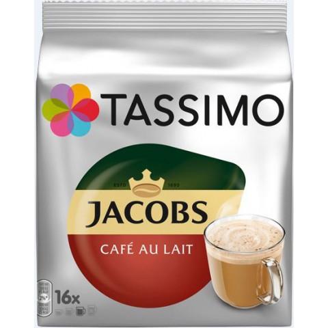 Tassimo Jacobs Café au Lait 16ST 184G