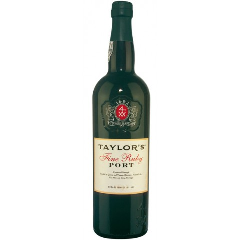 Taylors Fine Ruby Portwein