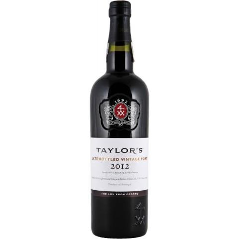 Besondere Geschenkideen von Edeka: Taylors Late Bottled Portwein  2012