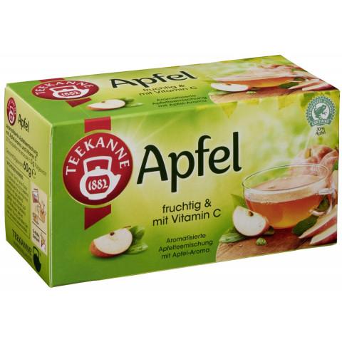 Teekanne Apfel 20x 3 g