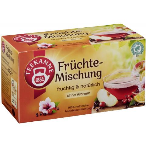 Teekanne Früchte-Mischung 20x 3 g