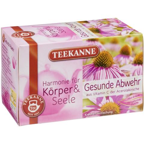 Teekanne Gesunde Abwehr Tee 20x 2 g