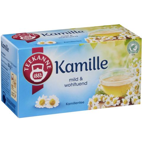 Teekanne Kamille 20x 1,5 g