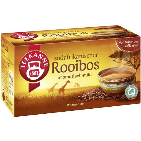 Teekanne Rotbusch Tee 20x 1,75 g