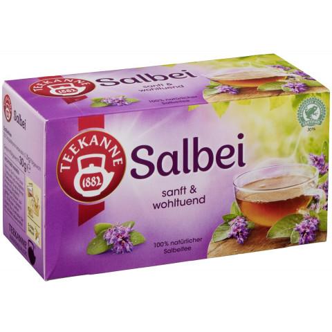 Teekanne Salbei 20x 1,5 g