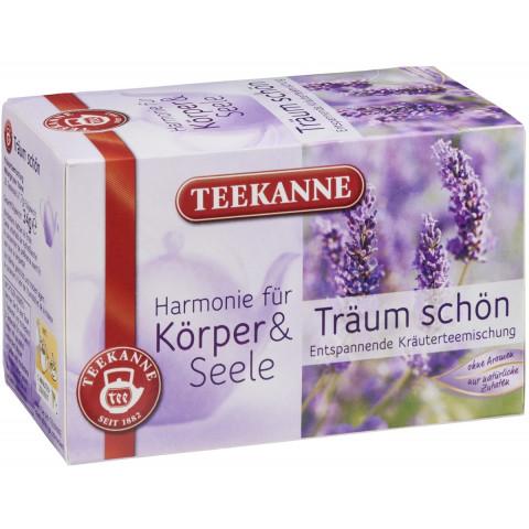 Teekanne Träum schön Tee 20x 1,7 g