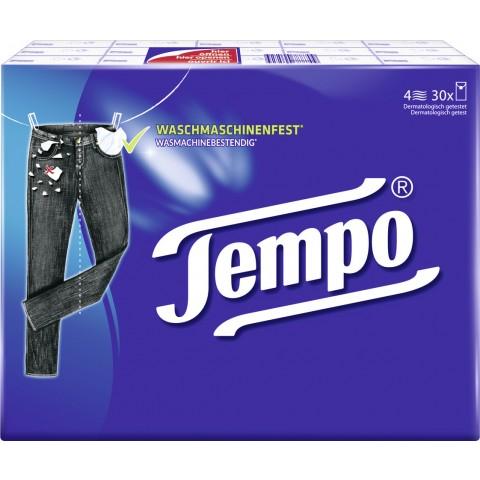 Tempo Taschentücher Classic 30x 10 Tücher