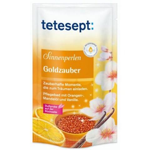 Tetesept Sinnesperlen Goldzauber 60 g