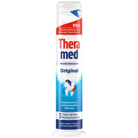 Theramed Original Zahncreme 100 ml