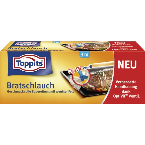 Toppits Bratschlauch 3m 1 Stück