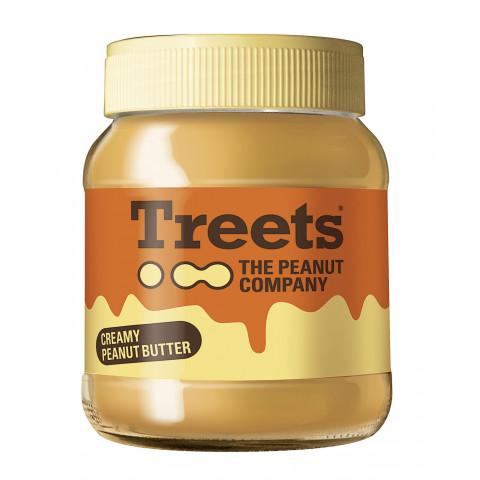 Treets Creamy Peanut Butter 340G
