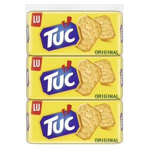 De Beukelaer Tuc Cracker Classic 3er-Pack