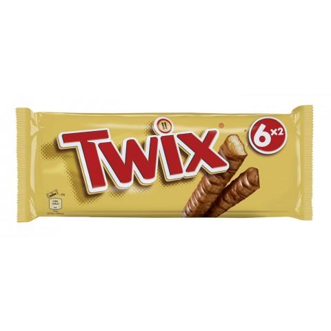 Twix 6x 2x 25 g