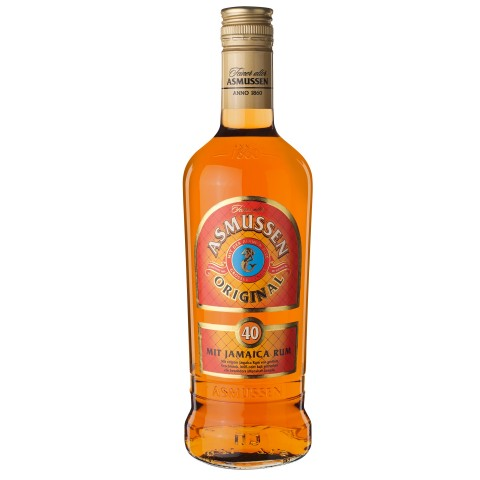 Asmussen 40 Jamaica Rum 0,7 ltr