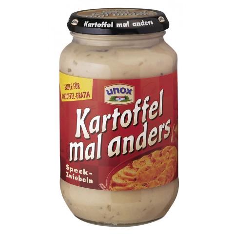 Unox Kartoffel mal anders Speck-Zwiebel
